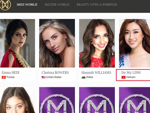 Mỹ Linh vừa xuất hiện trên Miss World, khán giả Trung Quốc đã bình luận bất ngờ