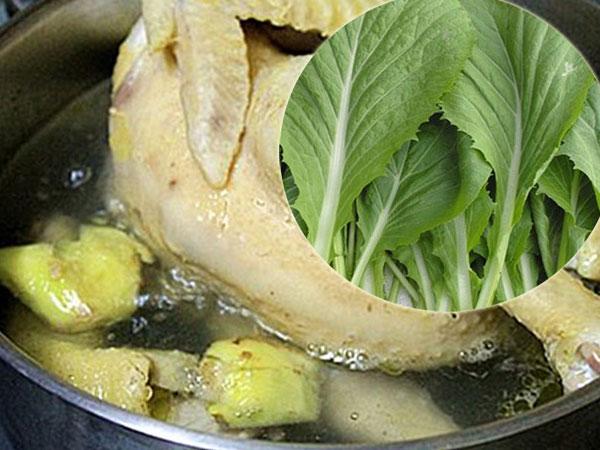 Vợ nấu rau cải với nước luộc gà, chồng chê ỏng eo rồi ném nguyên nồi vào bồn rửa bát