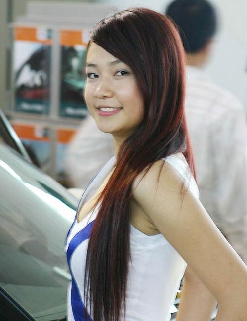 Hương Baby vợ ca sĩ Tuấn Hưng, từ cô PG đen nhẻm tới nữ doanh nhân gợi cảm, sành điệu - Ảnh 5.