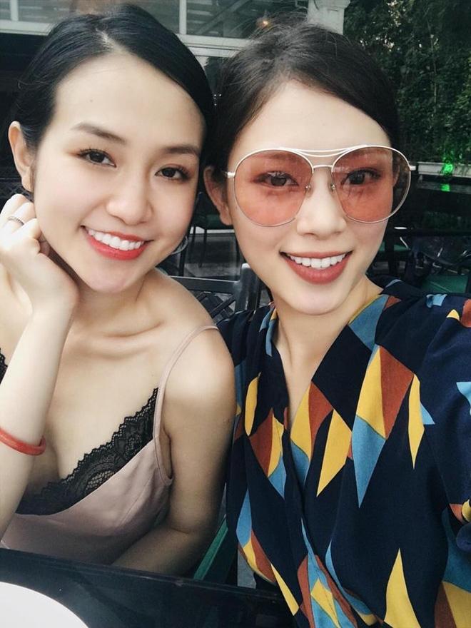 Hương Baby vợ ca sĩ Tuấn Hưng, từ cô PG đen nhẻm tới nữ doanh nhân gợi cảm, sành điệu - Ảnh 6.