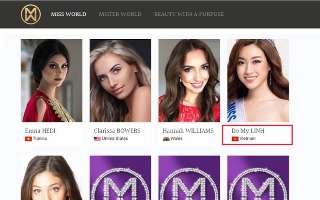 Mỹ Linh vừa xuất hiện trên Miss World, khán giả Trung Quốc đã bình luận bất ngờ - Ảnh 1.