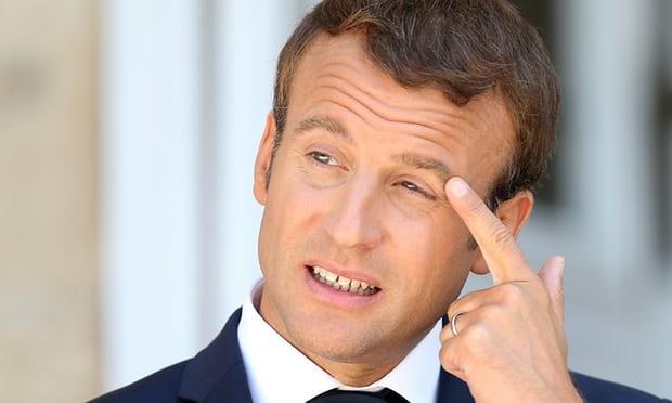 Tổng thống Emmanuel Macron (Ảnh: Reuters)