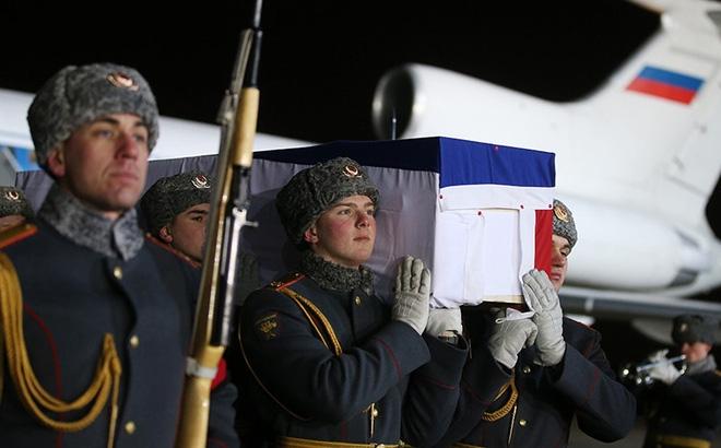 Sự thực đằng sau nghi vấn của phương Tây về cái chết của các đại sứ Nga