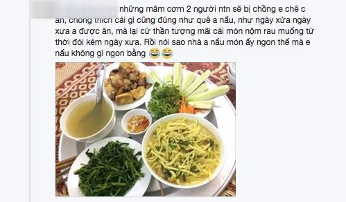 Bị chồng hất đổ nồi canh chỉ vì nấu rau cải với nước luộc gà - Ảnh 3.