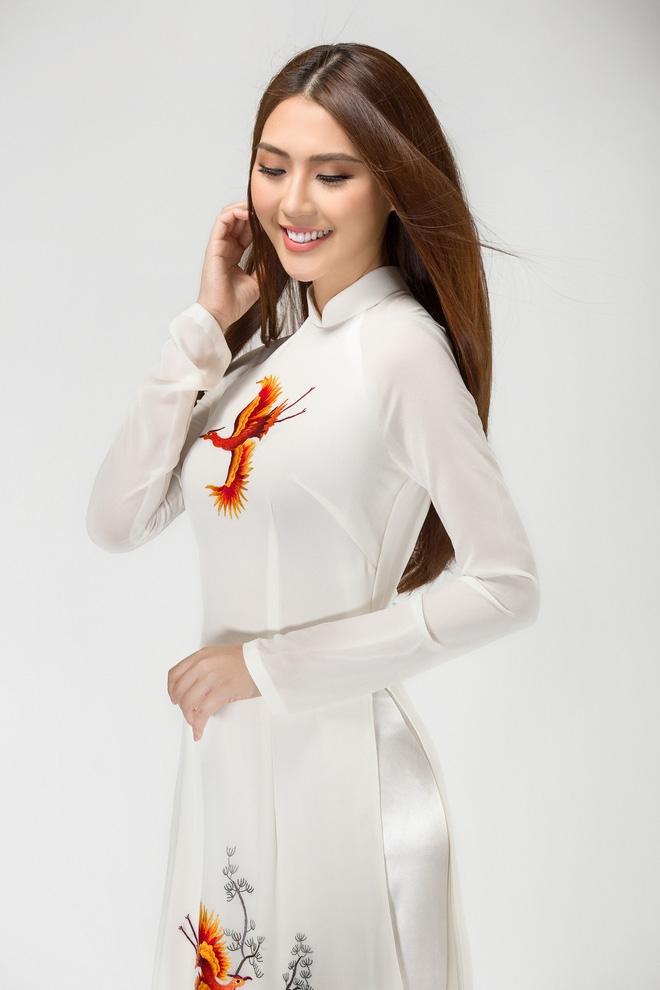 Vừa làm Á quân The Face 2017, Tường Linh đã thi Hoa hậu Liên lục địa  - Ảnh 4.