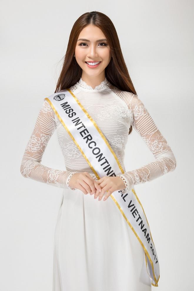 Vừa làm Á quân The Face 2017, Tường Linh đã thi Hoa hậu Liên lục địa  - Ảnh 5.
