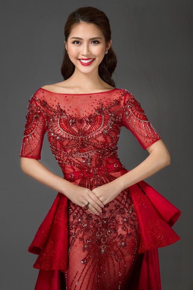 Vừa làm Á quân The Face 2017, Tường Linh đã thi Hoa hậu Liên lục địa  - Ảnh 7.