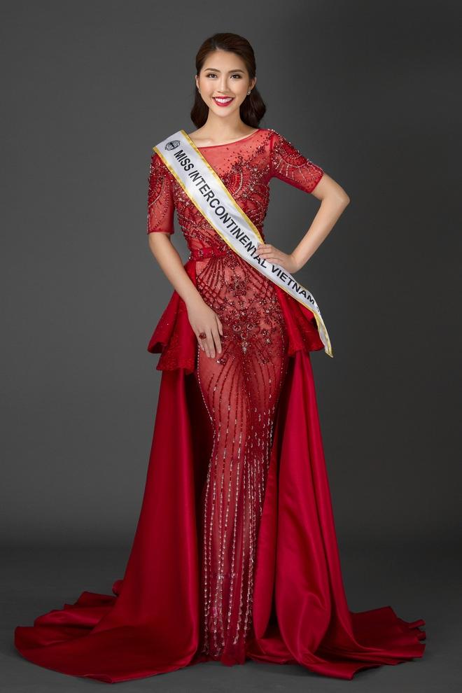 Vừa làm Á quân The Face 2017, Tường Linh đã thi Hoa hậu Liên lục địa  - Ảnh 8.