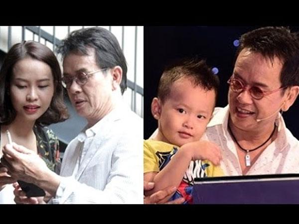 3 sao nam lấy vợ trẻ măng, có thêm con khi đã 60 - 70 tuổi