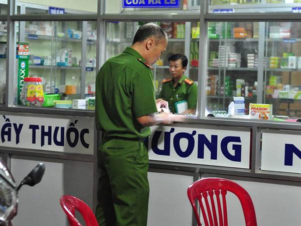 Nam thanh niên sát hại chủ tiệm thuốc ở Đồng Nai có biểu hiện