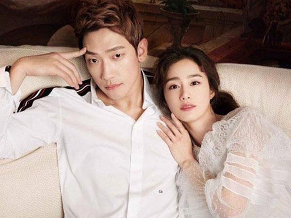 Rain đưa bà xã Kim Tae Hee đi nghỉ ở Italy trước ngày sinh nở
