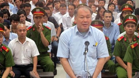 Phạm Công Danh, Hà Văn Thắm, đại án Oceanbank, Ngân hàng Xây dựng