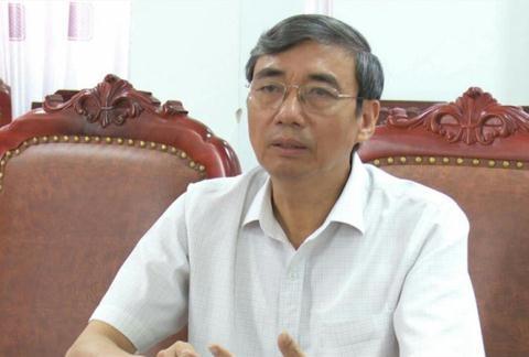 Bo quy hoach con lam Pho Giam doc So: Con khang dinh...