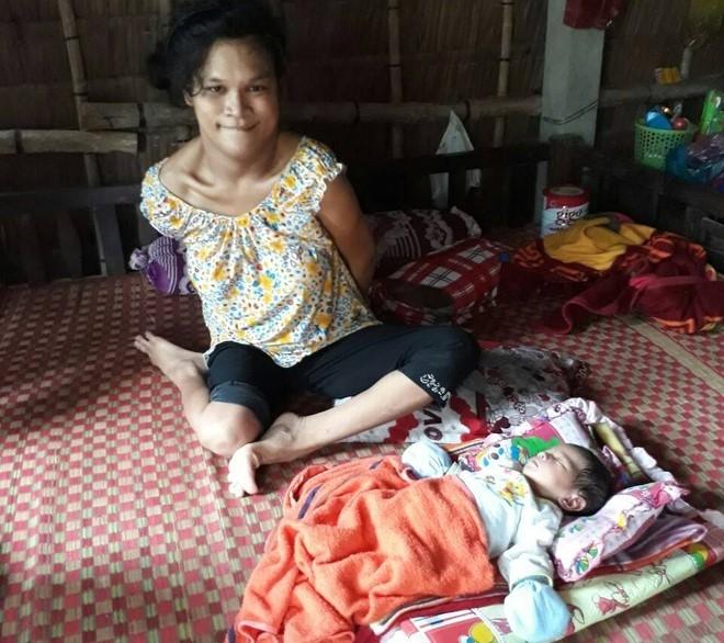 Gần 120 triệu đã được chuyển đến cho gia đình người mẹ điên chăm con gái sơ sinh 10 ngày tuổi - Ảnh 1.