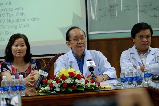 Lần đầu tiên sau năm 1975, Việt Nam xuất hiện hai bé gái song sinh dính nhau vùng cùng cụt - Ảnh 3.