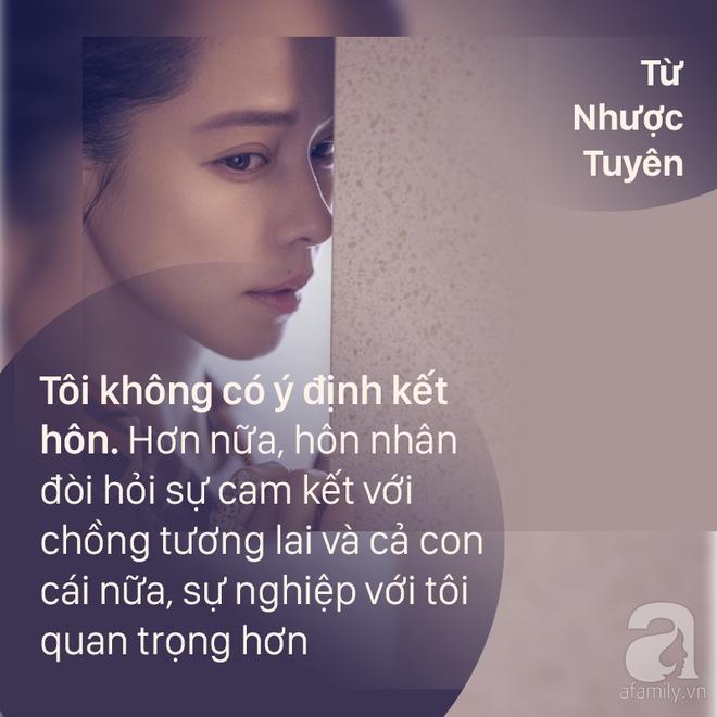 Từ Nhược Tuyên: Cay đắng vì ảnh nóng, suy nhược khi mang thai và hạnh phúc nhọc nhằn vì người chồng vỡ nợ - Ảnh 4.