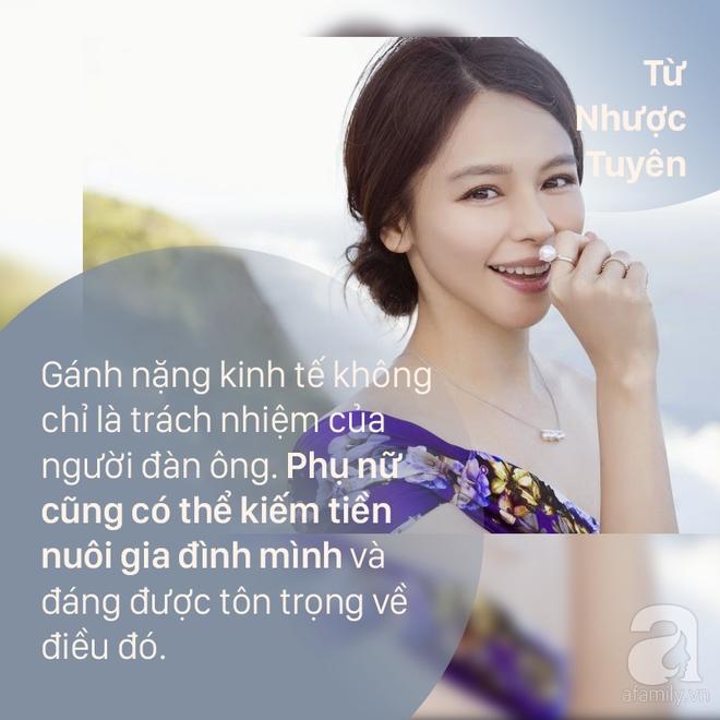 Từ Nhược Tuyên: Cay đắng vì ảnh nóng, suy nhược khi mang thai và hạnh phúc nhọc nhằn vì người chồng vỡ nợ - Ảnh 10.