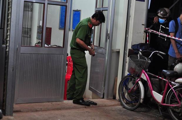 Nam thanh niên sát hại chủ tiệm thuốc ở Đồng Nai có dấu hiệu ngáo đá - Ảnh 2.