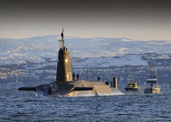 Những vũ khí hạt nhân của Anh có thể dễ dàng xóa sổ một quốc gia - Ảnh 3.