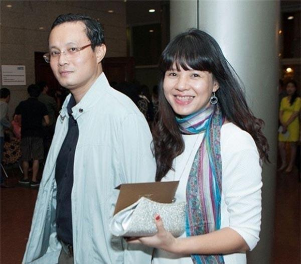 Thông tin hiếm hoi về ông xã của MC Diễm Quỳnh - Ảnh 2.