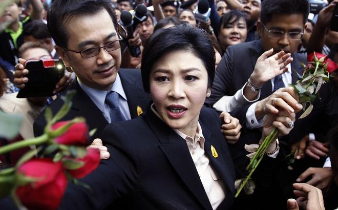 Tiết lộ giây phút cuối cùng khi bà Yingluck quyết định trốn khỏi Thái Lan