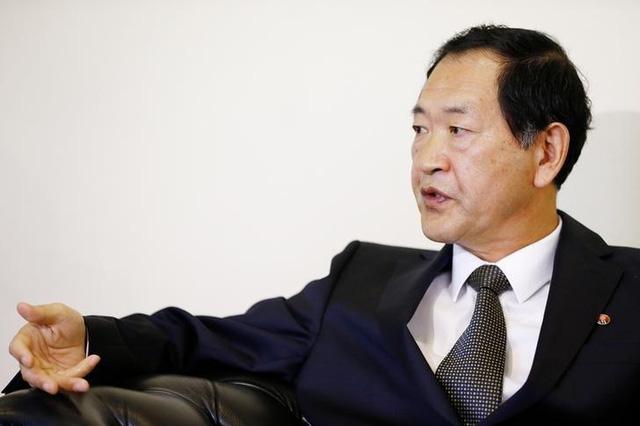 Đại sứ Triều Tiên tại Liên Hợp Quốc Han Tae Song (Ảnh: Reuters)