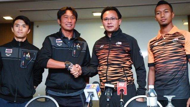 U22 Thái Lan, u22 Malaysia, Bóng đá nam SEA Games 29