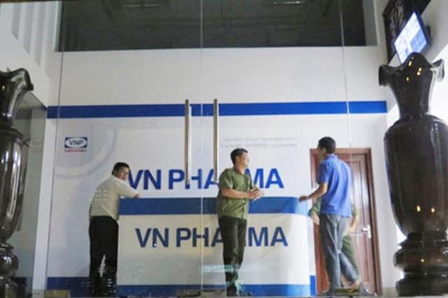 Chủ tịch HĐQT kiêm Tổng giám đốc Công ty CP VN Pharma bị tuyên án 12 năm tù vì tội buôn lậu. Ảnh minh hoạ