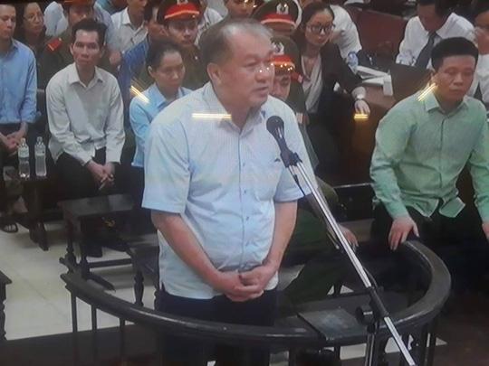 Xử đại án Hà Văn Thắm: Là lái xe, khi điều tra xét hỏi mới biết có chức TGĐ - Ảnh 2.
