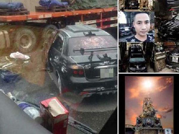 """Chủ ngôi nhà phong thủy """"kỳ quái"""" nổi tiếng ở Hưng Yên gặp tai nạn"""