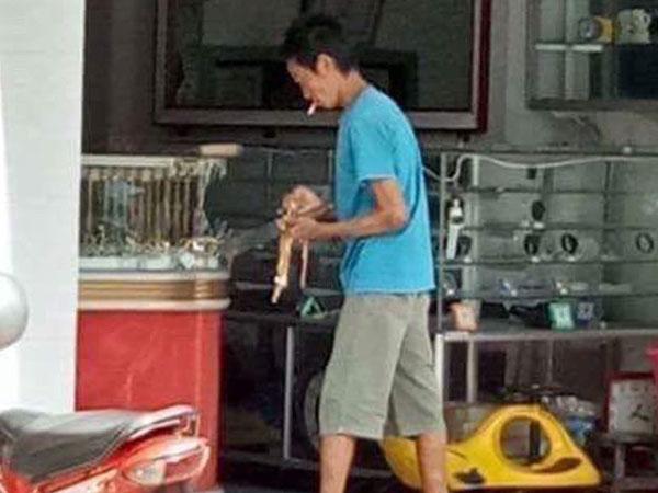 Người cướp tiệm vàng ở Sóc Trăng có dấu hiệu tâm thần
