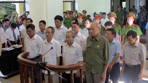 vụ Đồng Tâm, cán bộ xã Đồng Tâm, sai phạm đất đai, Hà Nội