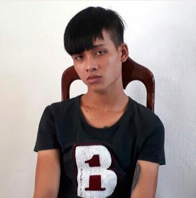 9X Thanh Hoa tron lenh truy na vao Quang Nam cuoi vo hinh anh 1