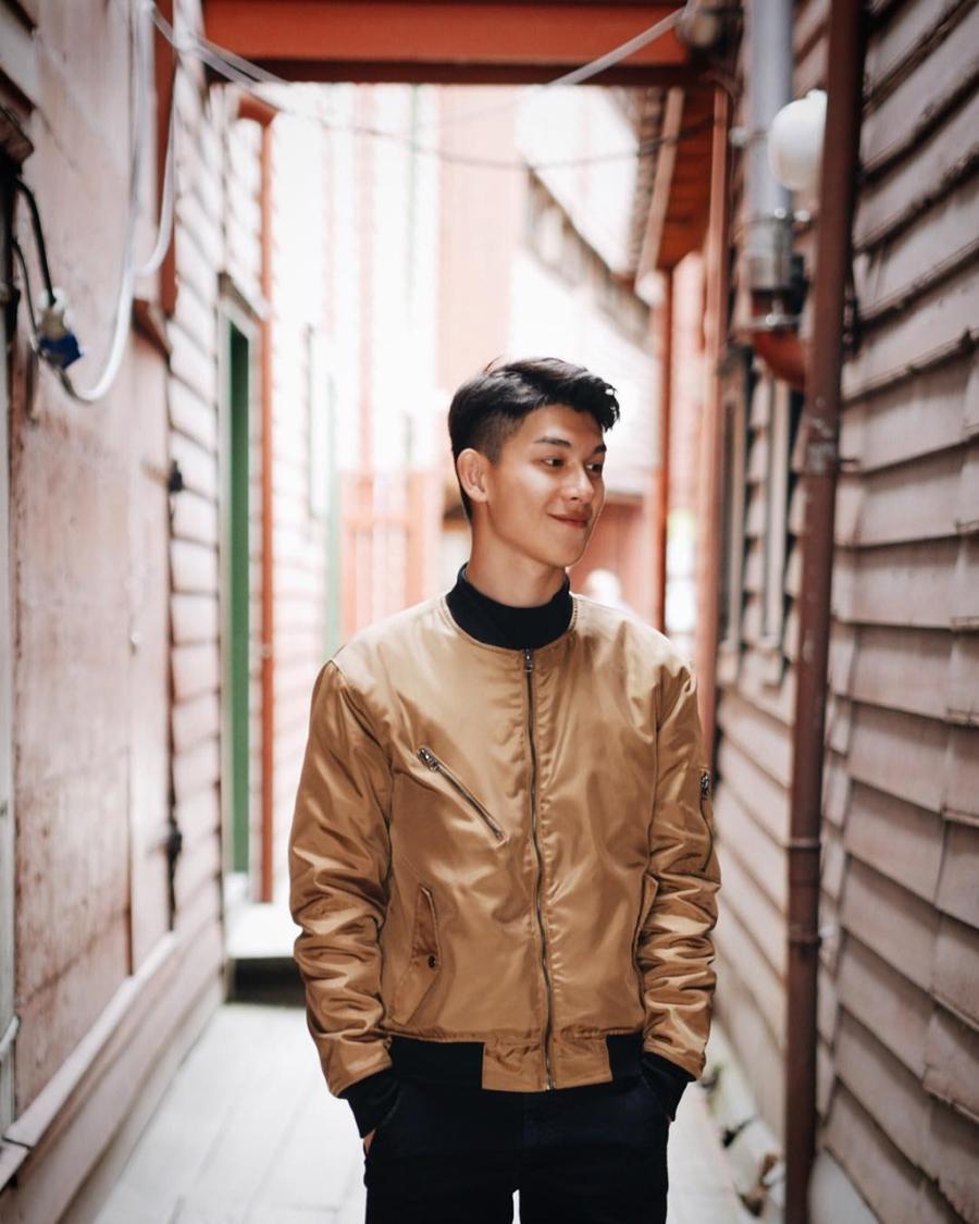 Hot boy Hong Kong dien trai thich du lich vong quanh the gioi hinh anh 7
