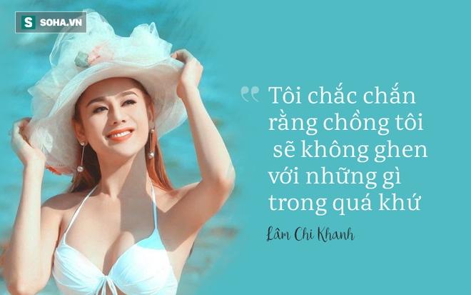 Lâm Chi Khanh: V.T chính là Vĩnh Thụy, người đàn ông tôi rất yêu mến - Ảnh 3.