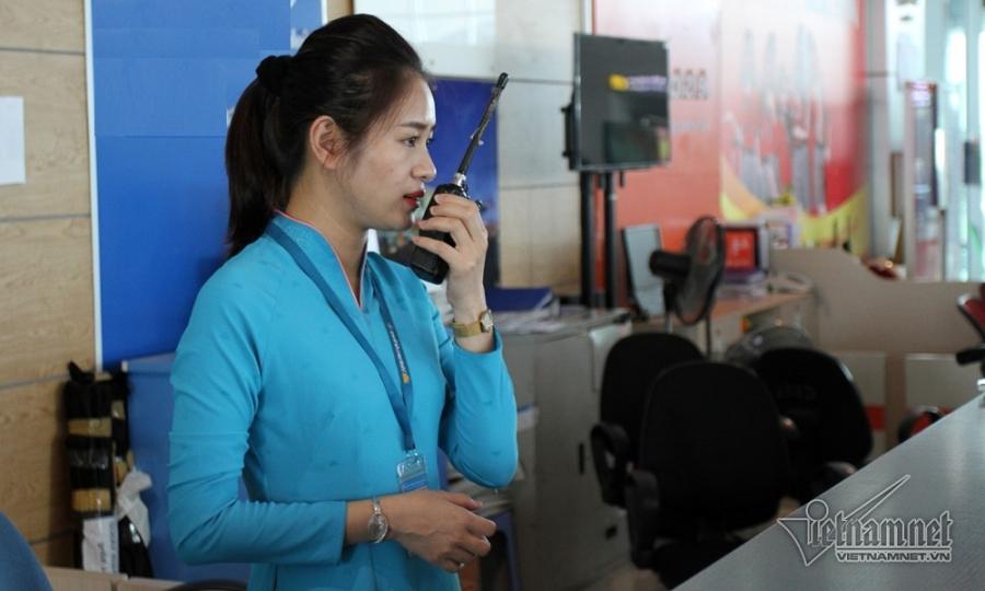 tiếp viên hàng không, an toàn bay, sân bay Vinh, Nghệ An