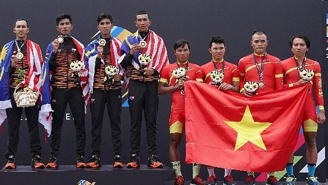Malaysia, Thái Lan, Việt Nam, SEA Games 29