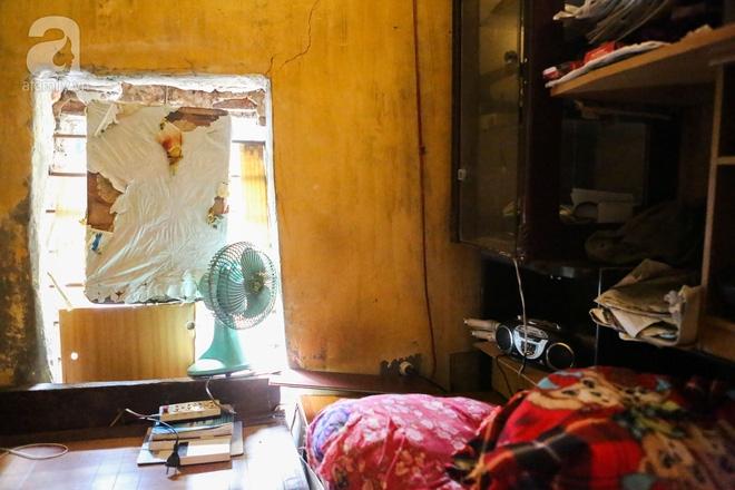 Căn nhà 10m2 trên nóc nhà vệ sinh cùng 40 năm của  nàng dâu phố cổ - Ảnh 12.