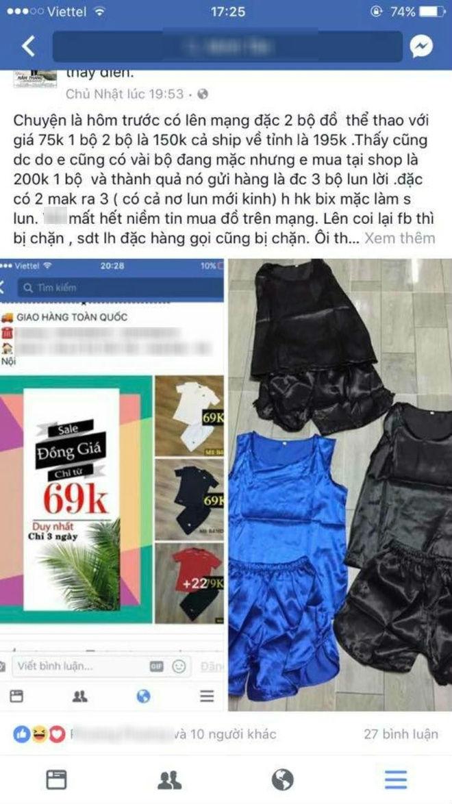 Đặt mua quần áo thể thao qua mạng, cả đám thanh niên ngậm đắng khi nhận về đồ ngủ phụ nữ chất lừ, sexy - Ảnh 18.