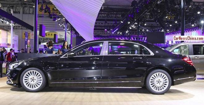 Mercedes-Maybach S450 giá 5,1 tỷ đồng thay thế Maybach S400 - 2