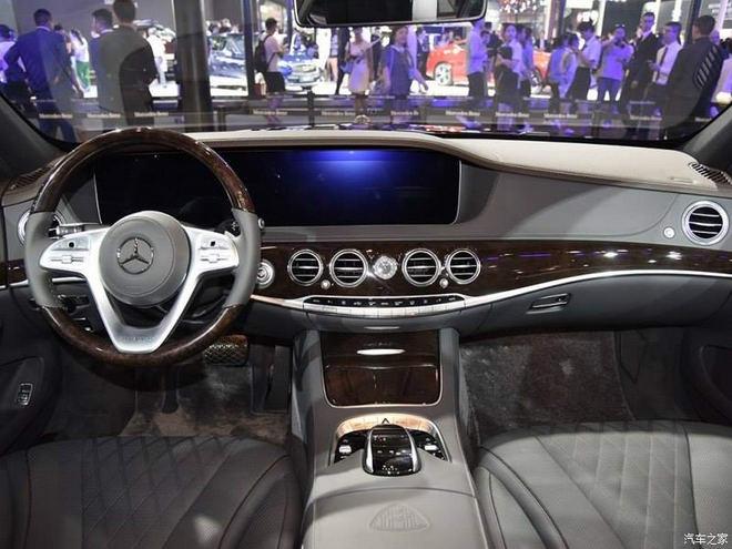 Mercedes-Maybach S450 giá 5,1 tỷ đồng thay thế Maybach S400 - 4