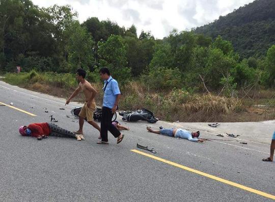 Thêm một người tử vong trong vụ tai nạn ở Phú Quốc - Ảnh 1.