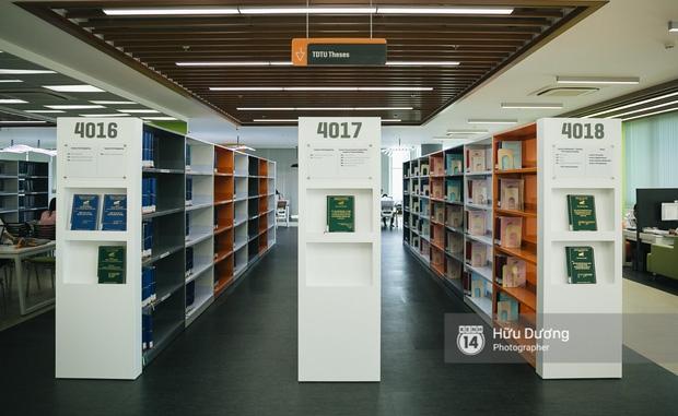 Thư viện sang chảnh 129 tỷ của ĐH Tôn Đức Thắng: Rộng 7 tầng, thoải mái xem phim, chụp ảnh và ngủ lại! - Ảnh 8.