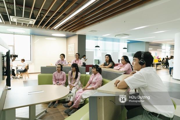 Thư viện sang chảnh 129 tỷ của ĐH Tôn Đức Thắng: Rộng 7 tầng, thoải mái xem phim, chụp ảnh và ngủ lại! - Ảnh 13.