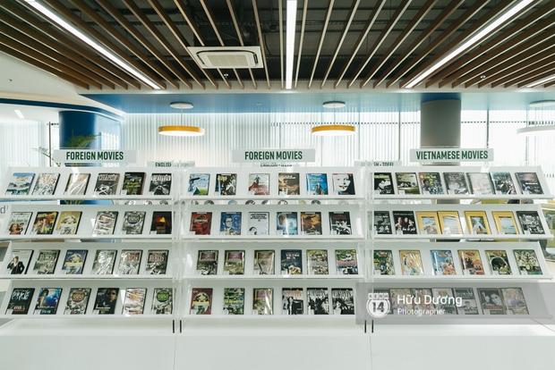 Thư viện sang chảnh 129 tỷ của ĐH Tôn Đức Thắng: Rộng 7 tầng, thoải mái xem phim, chụp ảnh và ngủ lại! - Ảnh 14.