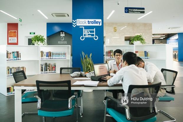 Thư viện sang chảnh 129 tỷ của ĐH Tôn Đức Thắng: Rộng 7 tầng, thoải mái xem phim, chụp ảnh và ngủ lại! - Ảnh 20.
