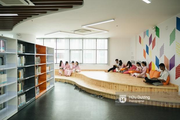 Thư viện sang chảnh 129 tỷ của ĐH Tôn Đức Thắng: Rộng 7 tầng, thoải mái xem phim, chụp ảnh và ngủ lại! - Ảnh 21.