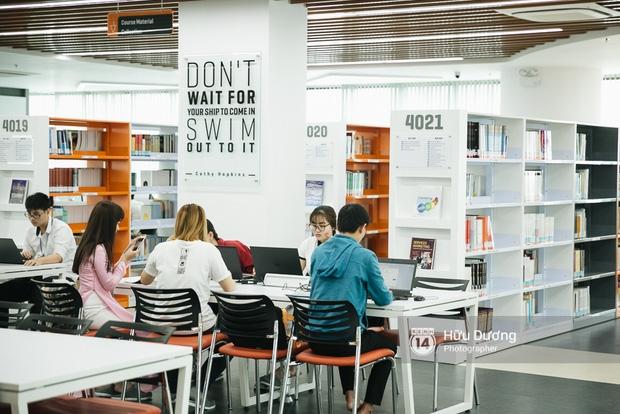 Thư viện sang chảnh 129 tỷ của ĐH Tôn Đức Thắng: Rộng 7 tầng, thoải mái xem phim, chụp ảnh và ngủ lại! - Ảnh 22.