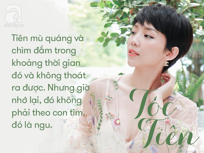 Tóc Tiên: Tôi yêu mù quáng nhưng không buông thả như những gì người ta nghĩ - Ảnh 9.