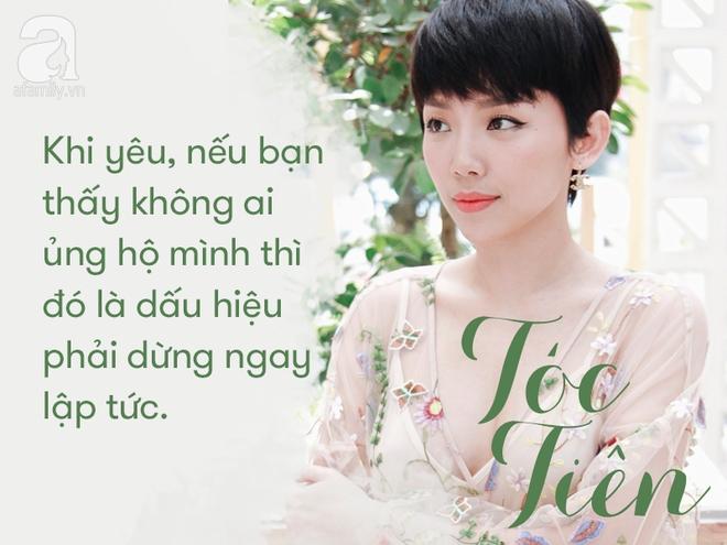Tóc Tiên: Tôi yêu mù quáng nhưng không buông thả như những gì người ta nghĩ - Ảnh 12.